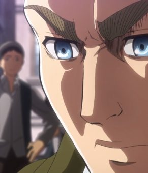 بررسی قسمت سوم فصل سوم انیمه Attack on Titan