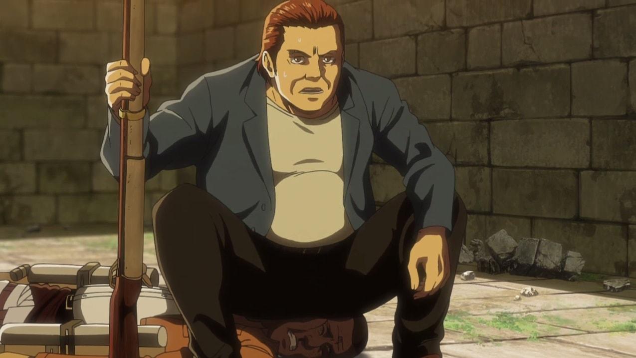 بررسی قسمت چهارم فصل سوم انیمه Attack on Titan