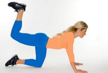 بهترین حرکات ورزشی برای فرم گیری ران و باسن !