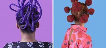مدل موهای نیجریه ای جالب و جذاب در طیفی از رنگ های مختلف!!!