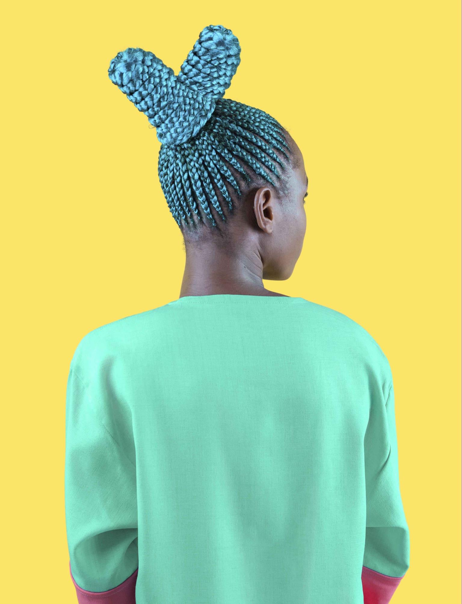مدل موهای نیجریه ای جالب و جذاب