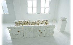 مجسمه های مفهومی از لباسها اثر هنرمند ژاپنی Naoko yoshimoto