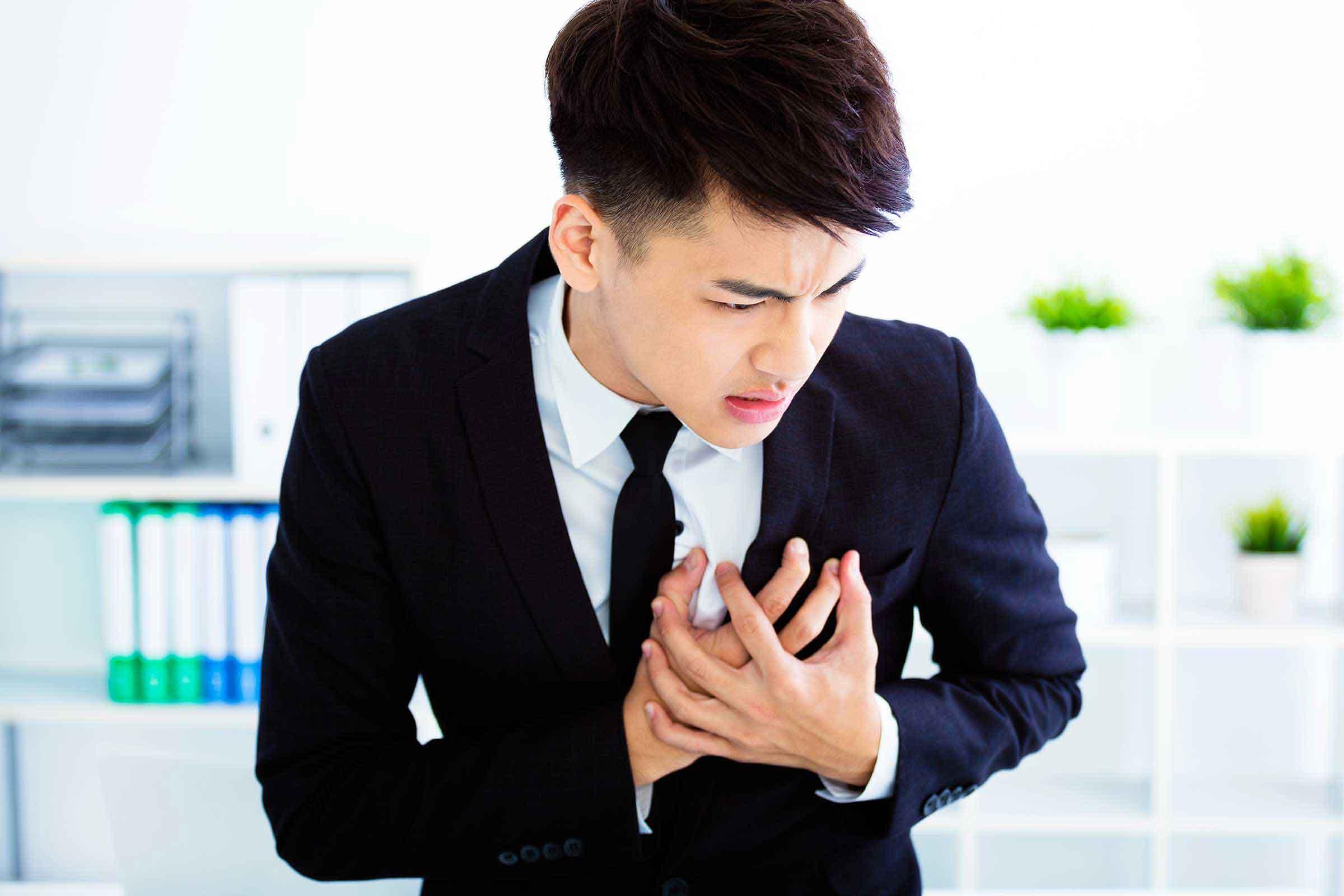 تفاوت پانیک اتک و حمله ی قلبی