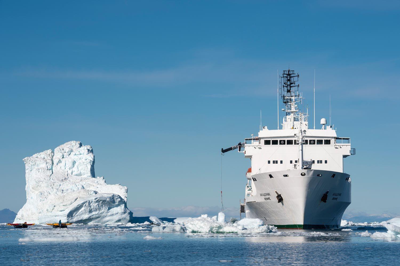 سفر به مناطق ناشناخته در اقیانوس ها