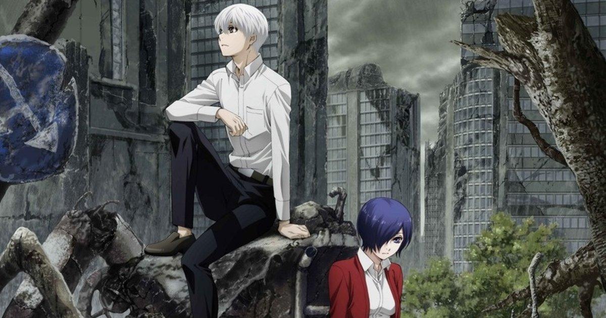 زمان پخش فصل چهارم انیمه توکیو غول مشخص شد ! + اولین تریلر فصل چهار