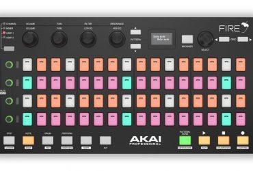 Akai Fire اولین میدی کنترلر اختصاصی برای FL Studio