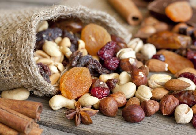 مواد غذایی مفید در ناباروری مردان
