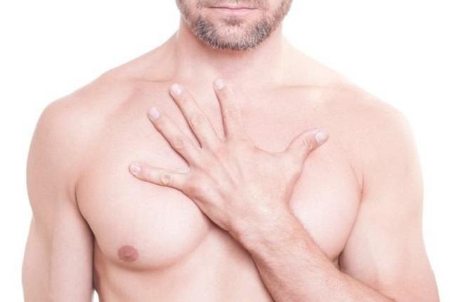 نشانه های سرطان سینه در مردان