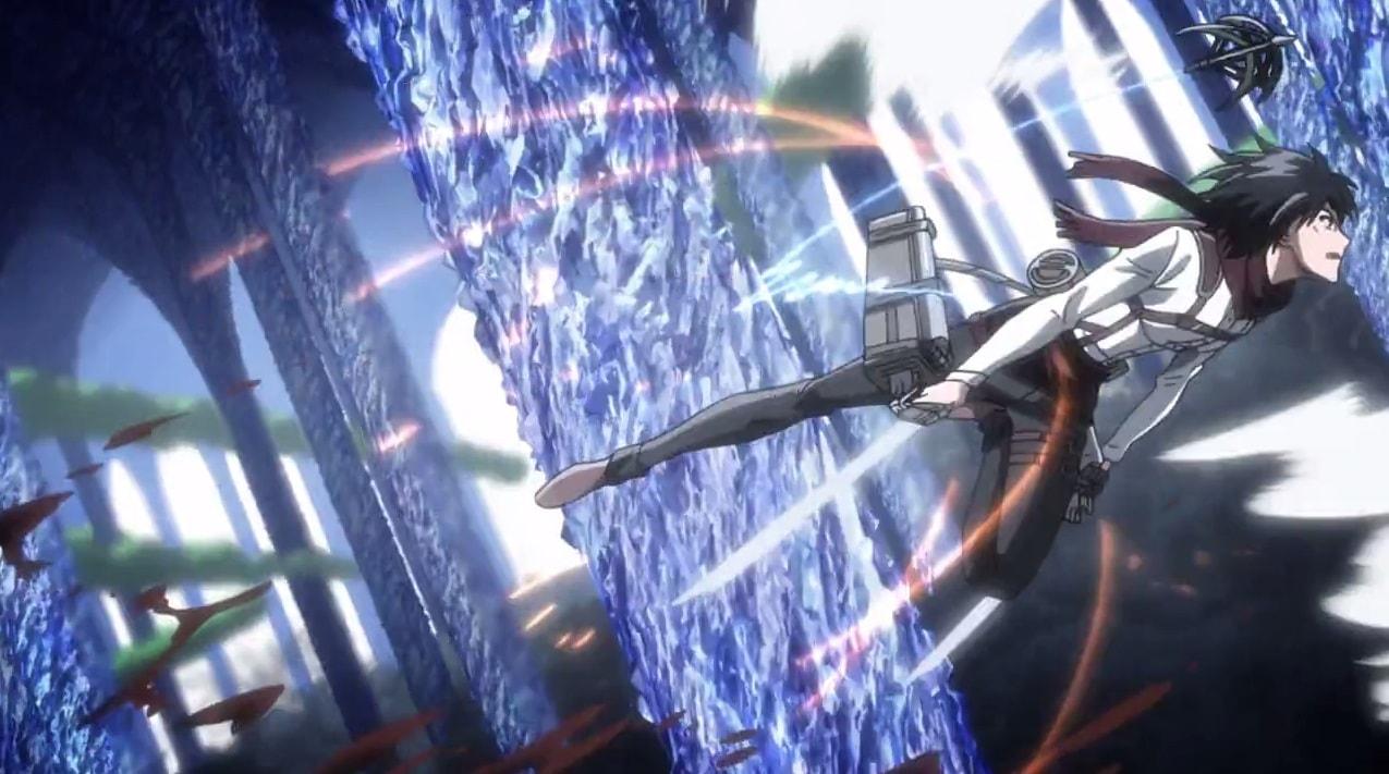 قسمت هفتم فصل سوم انیمه Attack on Titan