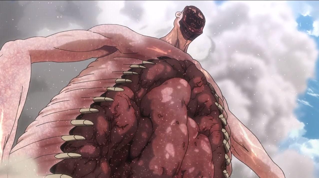 قسمت نهم فصل سوم انیمه Attack on Titan