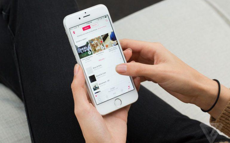 اپل موزیک چارت های جهانی را به سرویس خود اضافه می کند