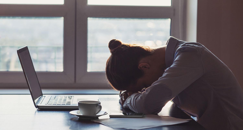 آیا من افسرده ام یا فقط خسته ام؟