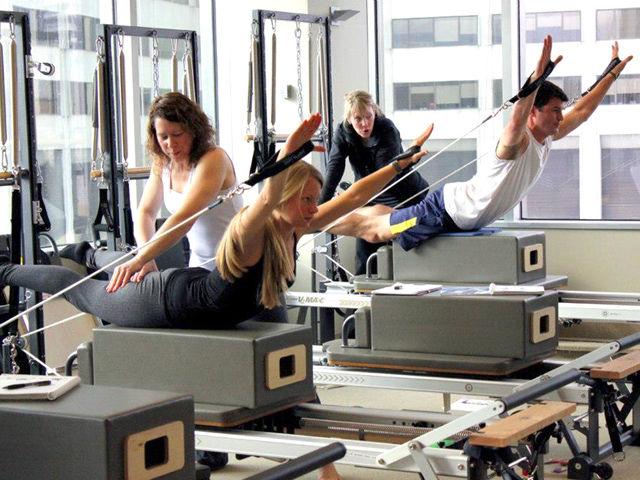 10 فایده ورزش پیلاتس