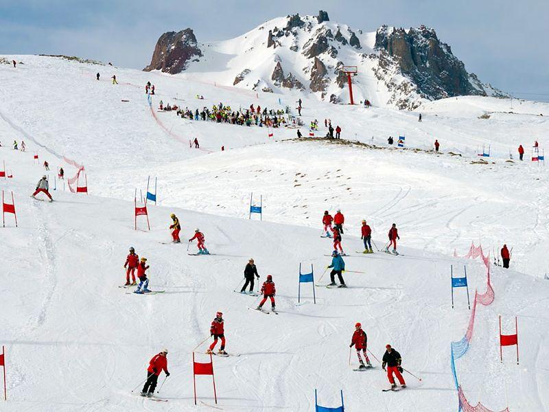 بهترین پیست های اسکی در ترکیه