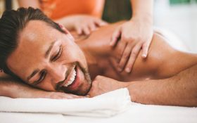 ماساژ درمانی در استرس