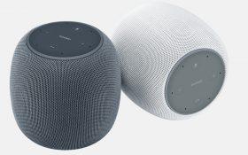 اسپیکر AI هوآوی با طراحی به سبک اسپیکر هوم پاد اپل !