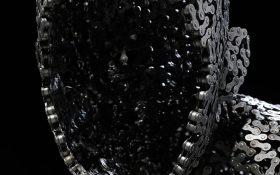 زنجیر چرخ دوچرخه