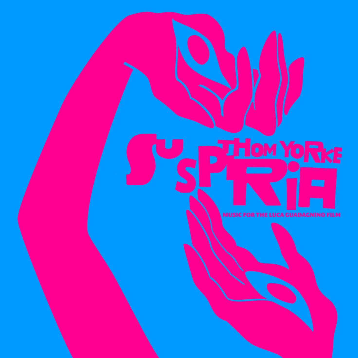 کاور آلبوم موسیقی متن فیلم Suspiria