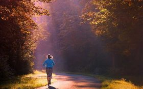 بافواید پیاده روی منظم و پیوسته آشنا شوید