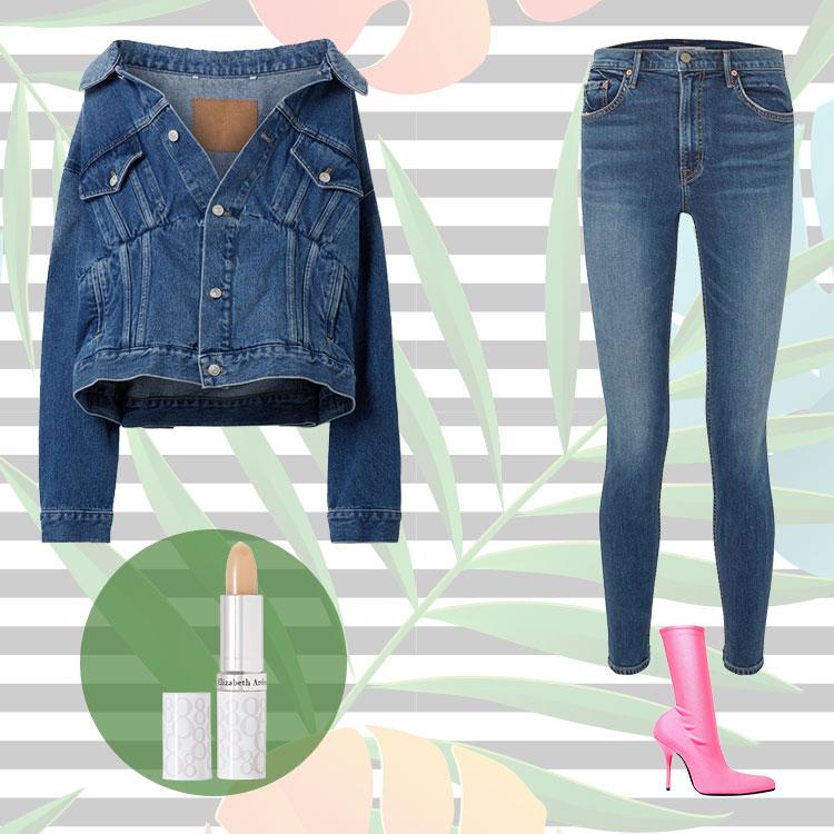 استایل پیشنهادی با لباس های به رنگ نئون