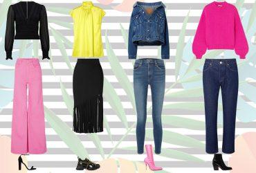 4 استایل پیشنهادی با لباس های به رنگ نئون
