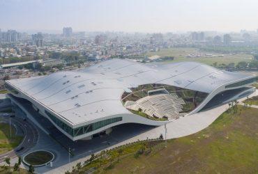 بزرگترین مرکز هنرهای نمایشی در تایوان باز گشایی شد !