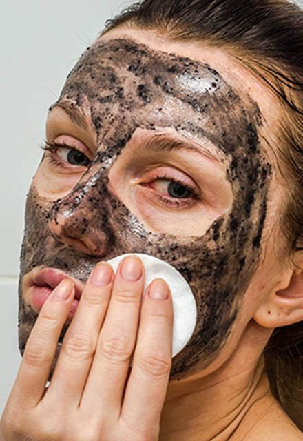 ماسک های لایه بردار برای پوست های خشک