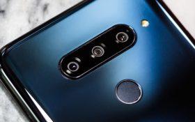 ال جی V40 ThinQ با 5 دوربین بصورت رسمی معرفی شد