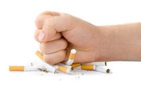 ترک سیگار با جلوگیری از رسیدن نیکوتین به مغز