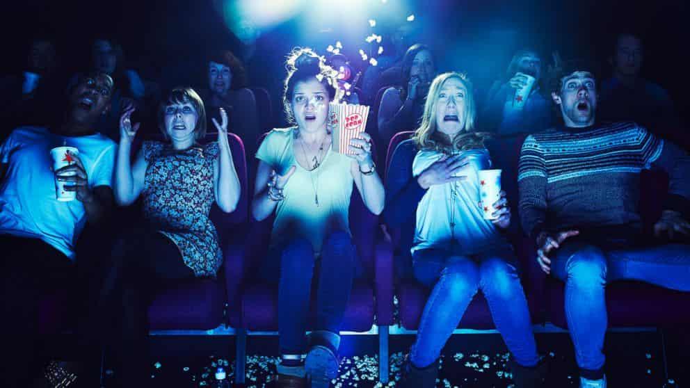 ترسیدن یا دیدن فیلم های ترسناک