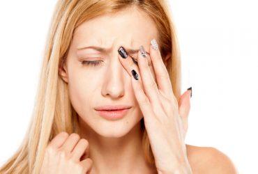 خارش چشم چگونه درمان می شود ؟