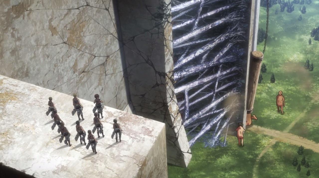 قسمت یازدهم فصل سوم انیمه Attack on Titan