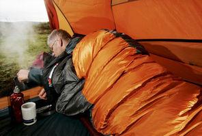 نکاتی مهم قبل از رفتن به کمپ زمستانی