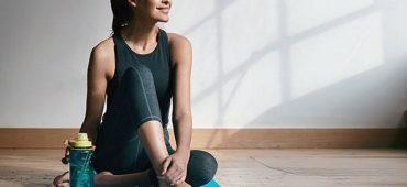 4 حرکت ورزشی ساده که در عرض 2 دقیقه باعث احساس شادی می گردد