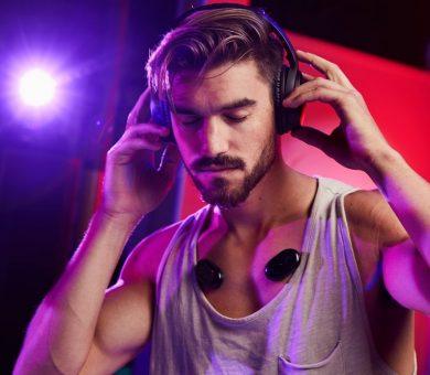 سنگ های منتقل کننده موسیقی BodyRocks محصولی برای درک بهتر موسیقی