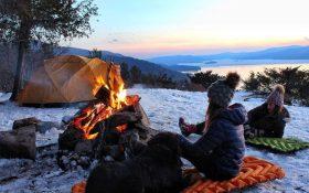نکات مهمی که قبل از رفتن به کمپ زمستانی حتما باید آن ها را بدانید