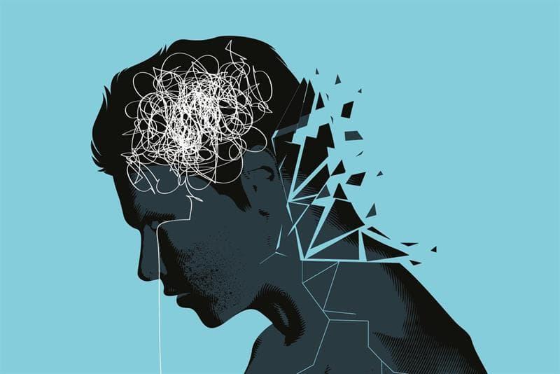 تفاوت ناراحتی با افسردگی