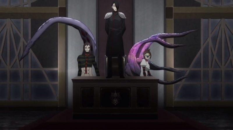 قسمت 20 انیمه توکیو غول Tokyo Ghoul:re