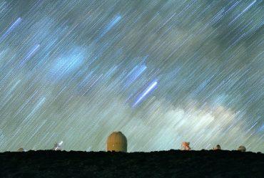 سری ویدیوهای تایم لپس از کهکشان راه شیری ؛ تصاویر زیبا و خیره کننده!
