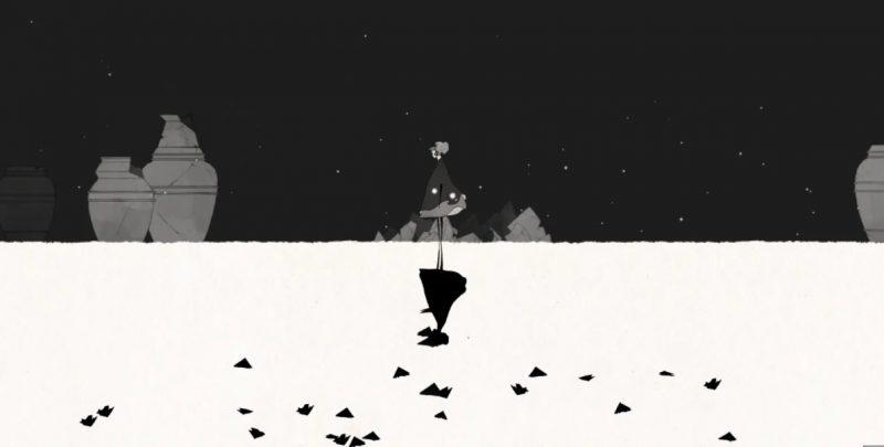 معرفی بازی Gris ؛ انیمیشنی 2 بعدی که می توانید آن را بازی کنید !!!