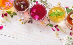 دمنوش های گیاهی برای رفع خستگی و استرس