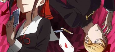 انیمه Kaguya-sama: Love Is War در راه است !