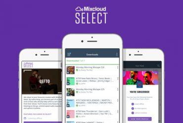 سرویس جدید میکس کلاد Select امکان ارتباط مستقیم بین هنرمند و طرفداران را فراهم کرده !