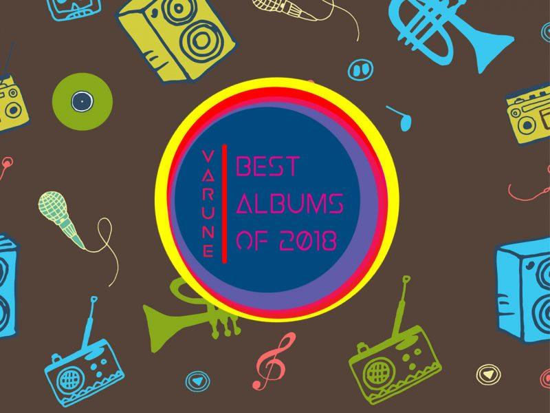 بهترین آلبوم های موسیقی 2018 به انتخاب مجله وارونه