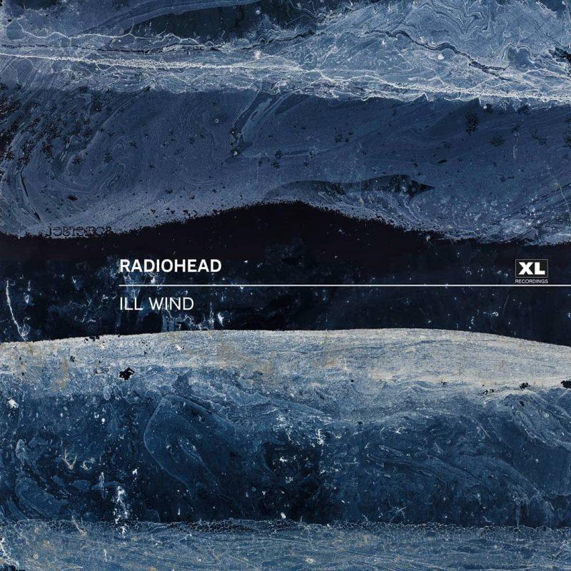آهنگ Ill Wind ردیوهد از آلبوم A Moon Shaped Pool بر روی سرویس های پخش موسیقی قرار گرفت
