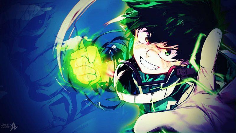 آهنگهای انیمه دبیرستان قهرمانی من My Hero Academia