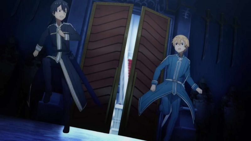 Sword Art Online: Alicization Ep 14