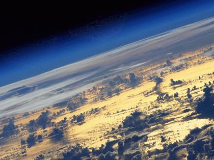 ویدیویی خیره کننده از سطح زمین که توسط ایستگاه فضایی بینالمللی ضبط شده !