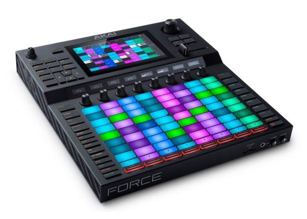 Akai Force کنترلر همه کاره و مستقل برای آهنگسازی !