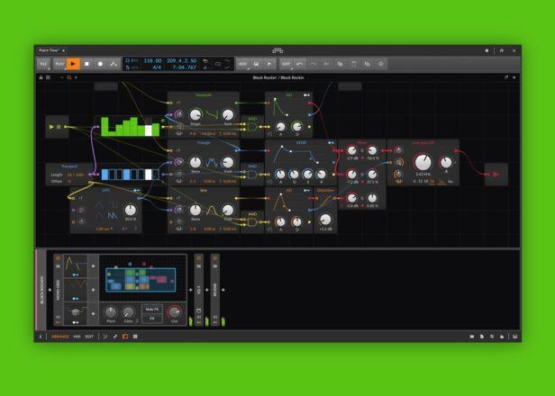 Bitwig Studio 3 معرفی شد ؛ آهنگسازی در محیط ماژولار !
